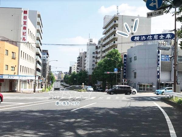 横浜信用金庫 反町支店